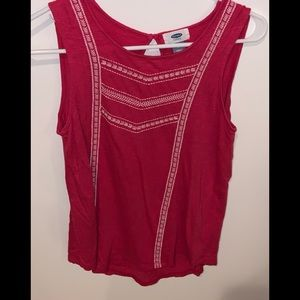 WOMENS OLD NAVY TANK TOP